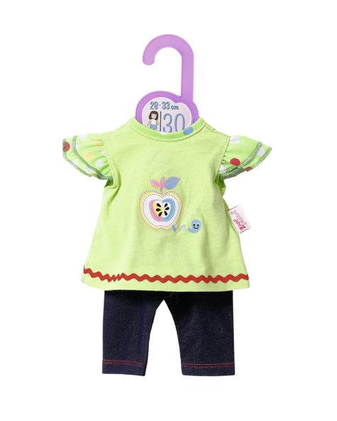 ZAPF CREATION - Baby Born Šaty a legíny 30 cm
