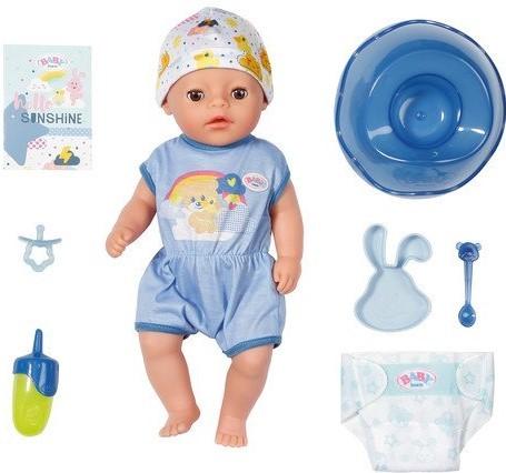 ZAPF CREATION - Baby born Soft Touch Little chlapček, 36 cm