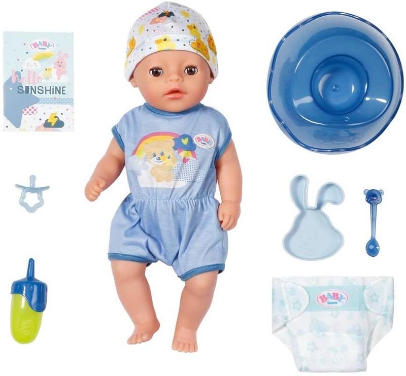 ZAPF CREATION - BABY born Soft Touch Little chlapček 827796, 36 cm