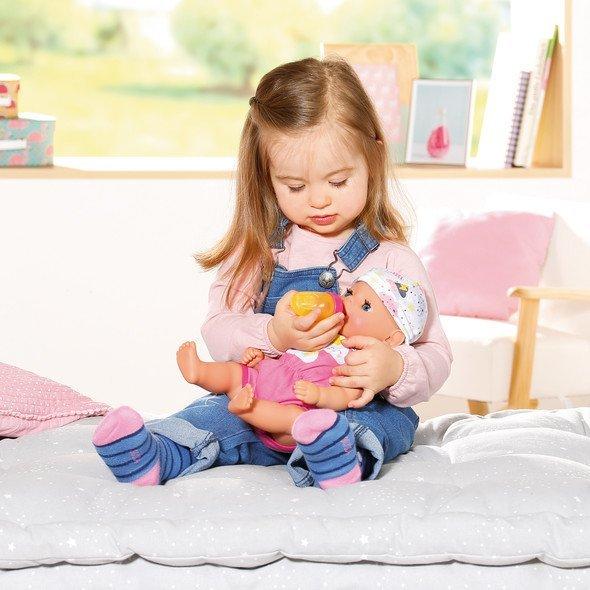 ZAPF CREATION - Baby born Soft Touch Little dievčatko, 36 cm