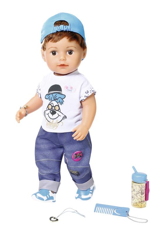 ZAPF CREATION - BABY born Starší braček Soft Touch, 43 cm - online balenie