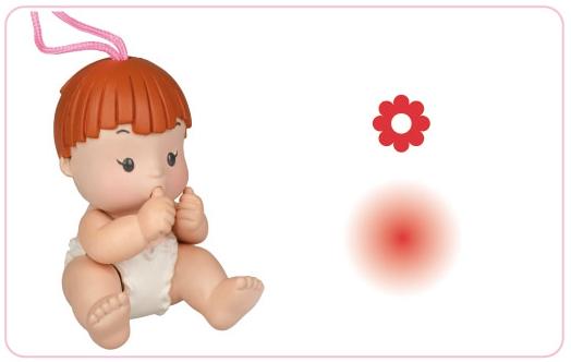 ZAPF CREATION - Chiqui Baby Born bábätká