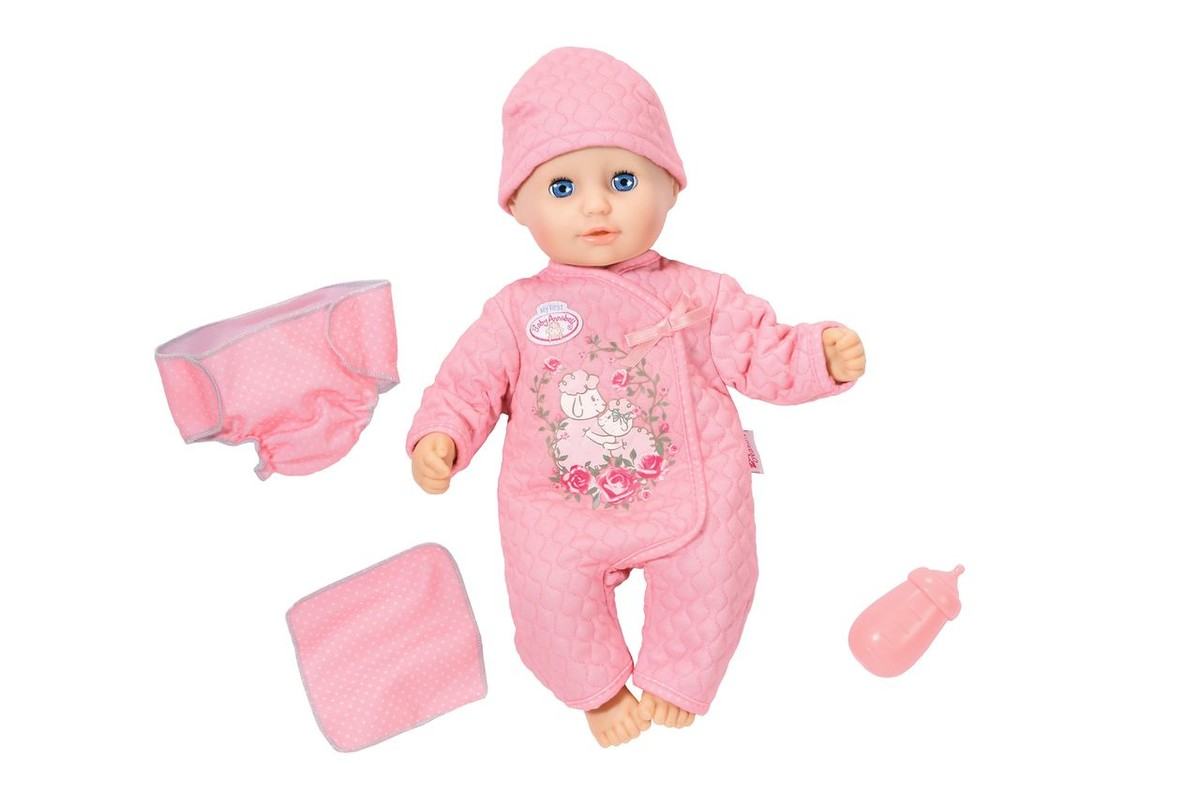 ZAPF - My First Baby Annabell Baby Fun
