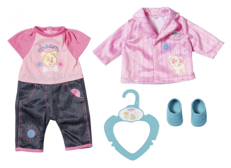 ZAPF - Súprava s kabátikom Baby born Little, 36 cm