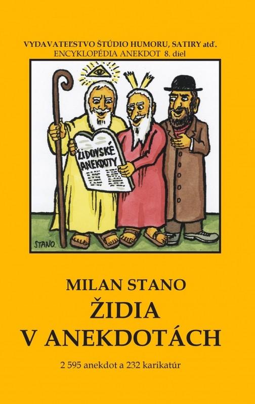 Židia v anekdotách - Milan Stano