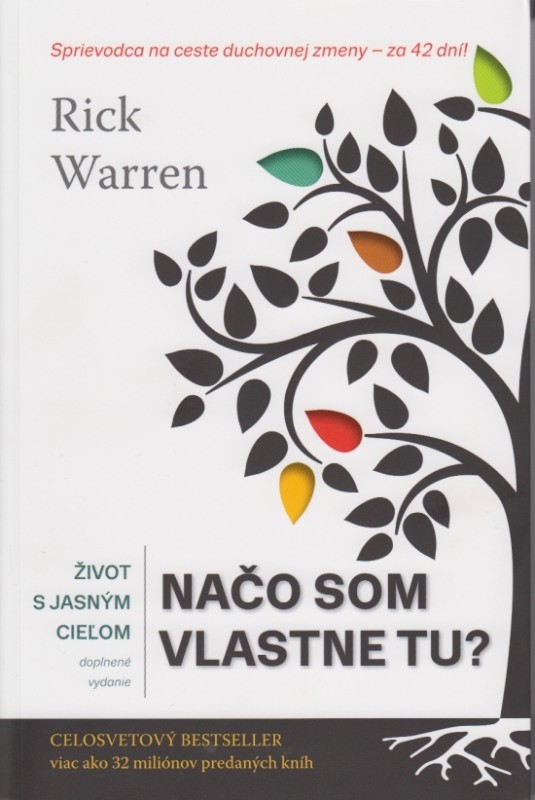 Život s jasným cieľom – Načo som vlastne tu?, 2.vydanie - Rick Warren