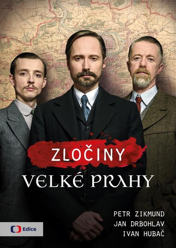 Zločiny Velké Prahy - Petr Zikmund,Jan Drbohlav, Ivan Hubač