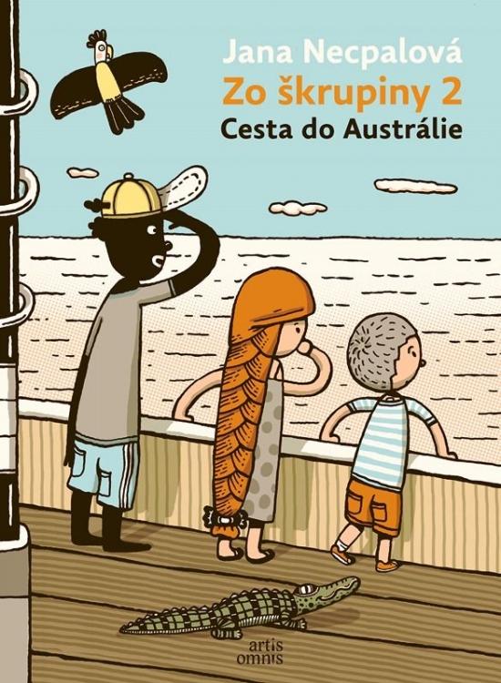 Zo škrupiny 2 - Cesta do Austrálie - Jana Necpalová