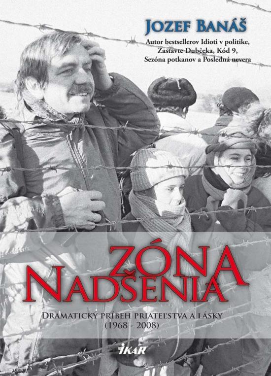Zóna nadšenia, 2. vydanie - Banáš Jozef