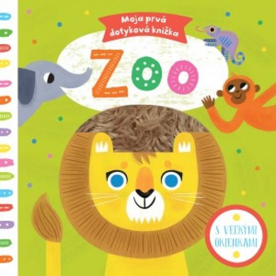 Zoo-moja prvá dotyková knižka - Alison Black