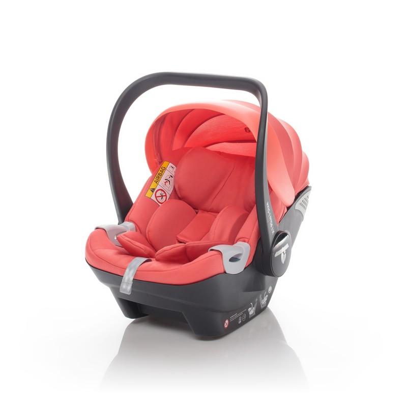 Zopa - Autosedačka X1 Plus i-Size, Coral Red