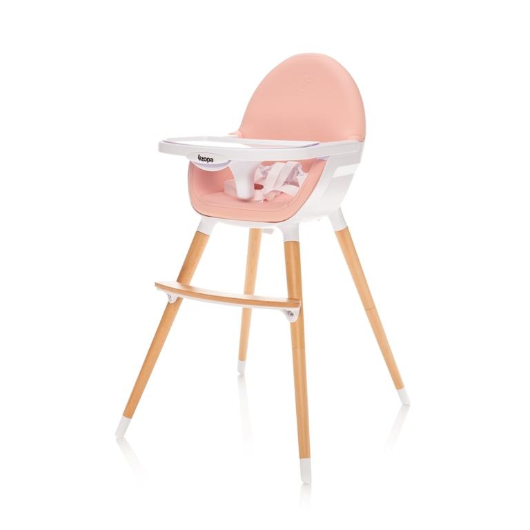 ZOPA - Detská stolička Dolce, Blush Pink