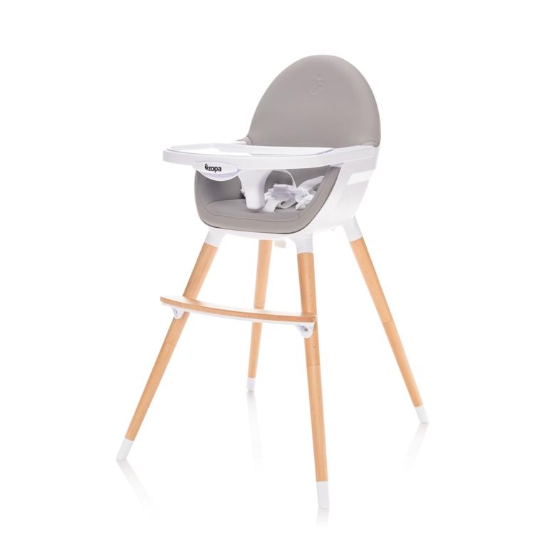ZOPA - Detská stolička Dolce, Dove Grey