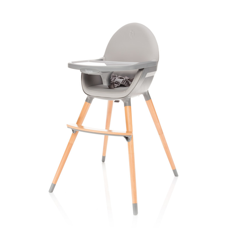 ZOPA - Detská stolička Dolce, Dove Grey/Grey