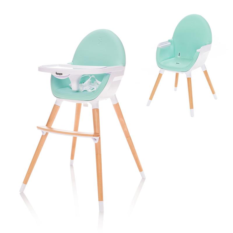 ZOPA - Detská stolička Dolce, Ice Green