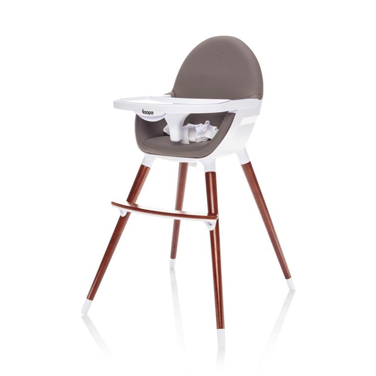 ZOPA - Detská stolička Dolce, Mink Grey