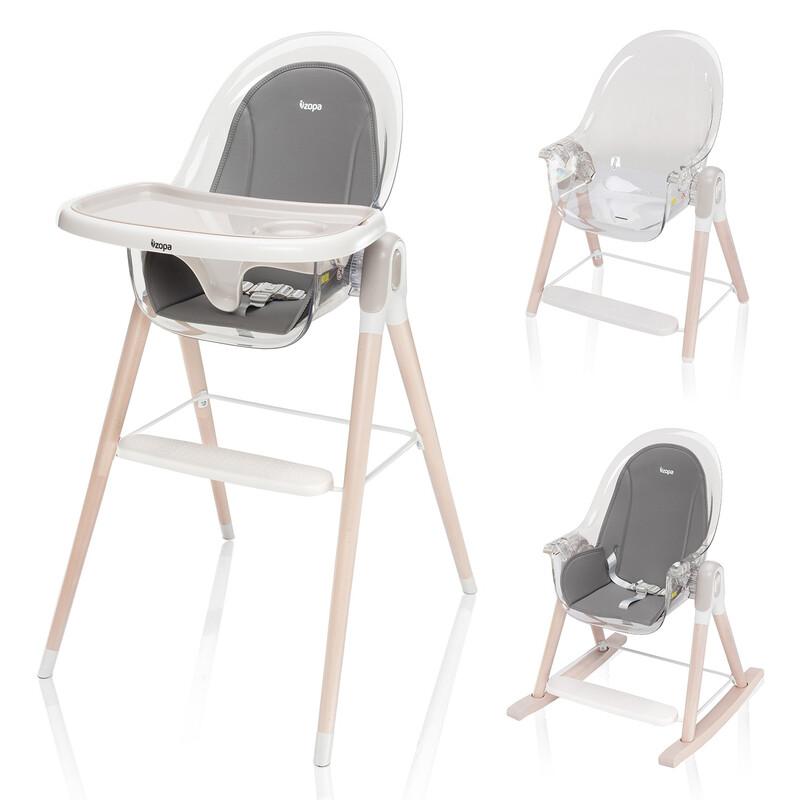 ZOPA - Detská stolička Elite, Grey