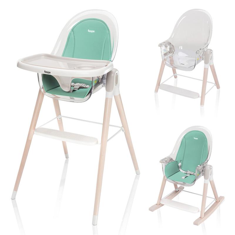 ZOPA - Detská stolička Elite, Mint