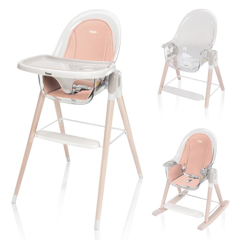 ZOPA - Detská stolička Elite, Pink