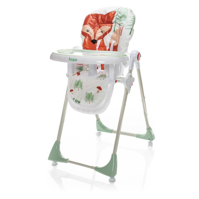 ZOPA - Detská stolička Monti, Forest Fox