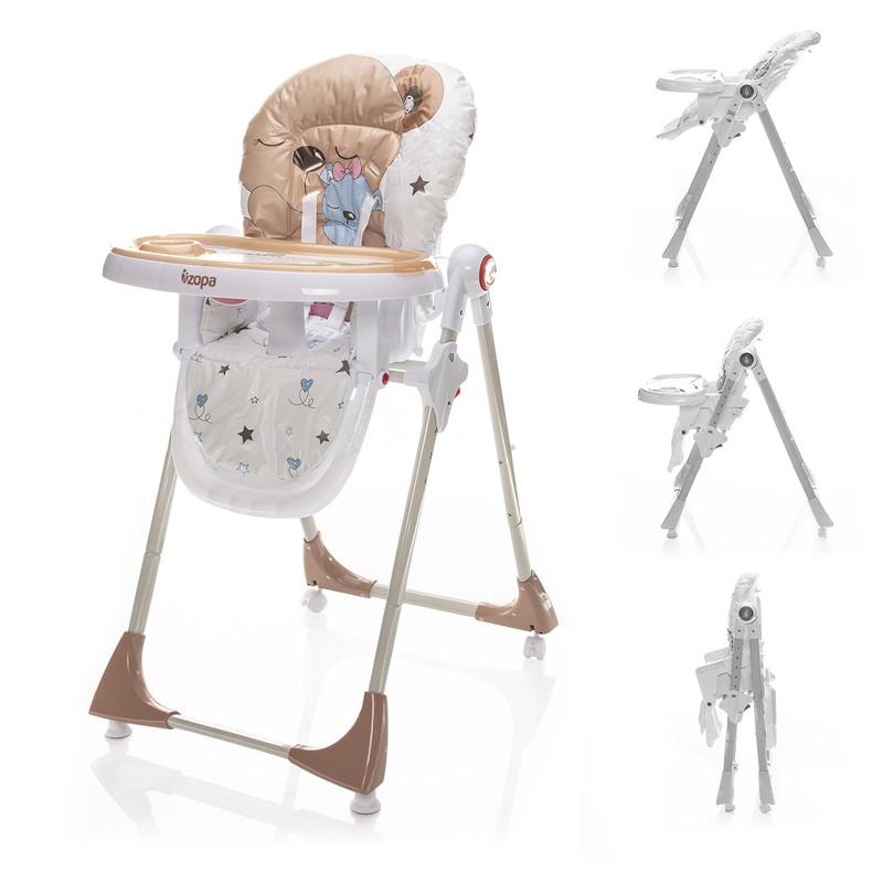 ZOPA - Detská stolička Monti, Sleepy Bear
