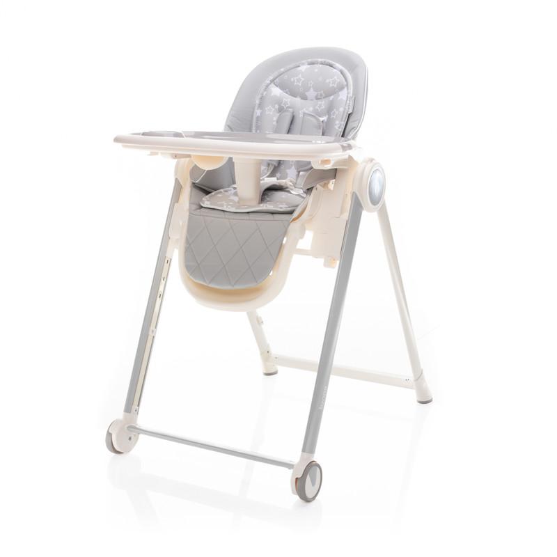 ZOPA - Detská stolička Space, Ice Grey