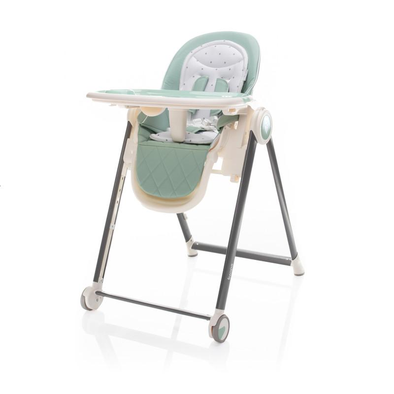 ZOPA - Detská stolička Space, Misty Green