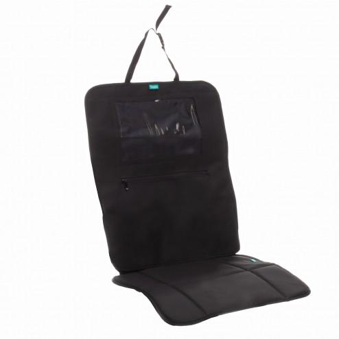 ZOPA - Ochrana sedadla pod autosedačku s vreckom na tablet