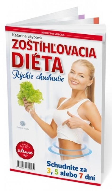 Zoštíhľovacia diéta:Rýchle chudnutie(doplnené,upravené vyd.) - Skybová Katarína