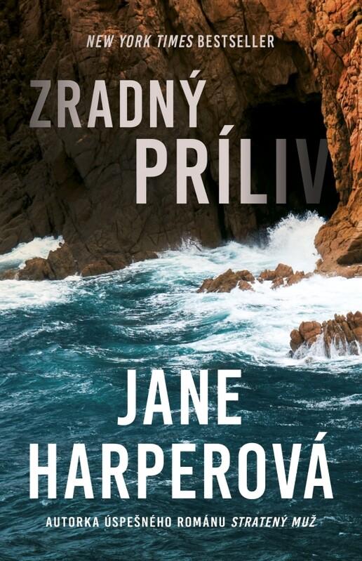 Zradný príliv - Jane Harperová