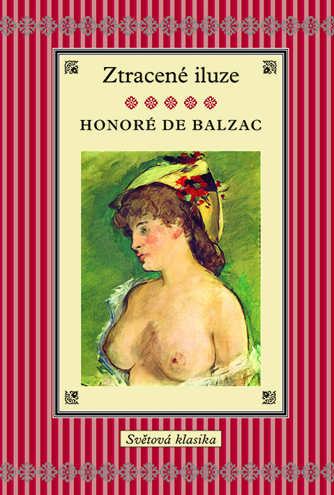Ztracené iluze - Honoré de Balzac