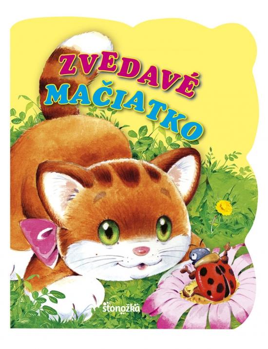 Zvedavé mačiatko, 2.vydanie - Urszula Kozlowska