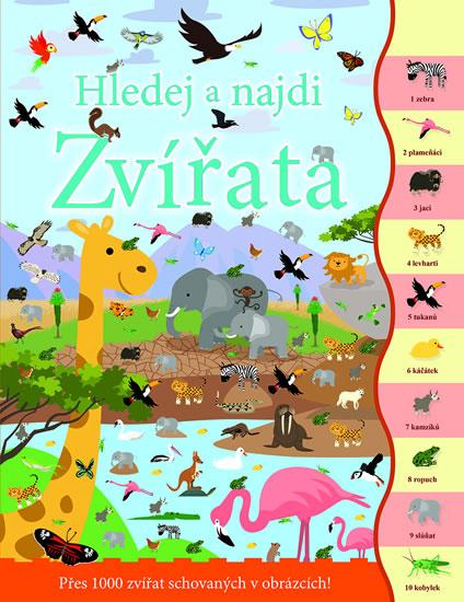 Zvířata - Hledej a najdi