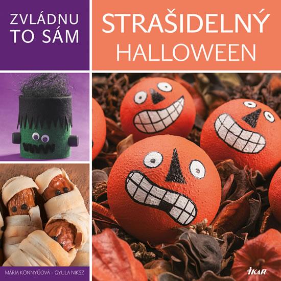 Zvládnu to sám: Strašidelný Halloween - Mária Könnyü, Gyula Niksz